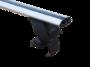 """Багажная система """"LUX"""" с дугами 1,1м аэро-классик (53мм) для а/м Hyundai Creta 2016-... г.в. (без рейлингов)"""