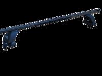 """Багажная система """"LUX"""" с дугами 1,2м прямоугольными в пластике для а/м Lada Xray 2016-... г.в."""