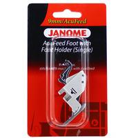 Лапка Janome 202-127-006 одинарная с лапкодержателем для AcuFeed Flex™