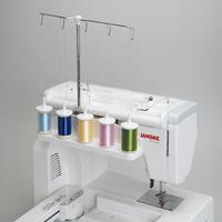 Стойка для 5 катушек Janome 859-430-009 для вышивальных и швейно-вышивальных машин