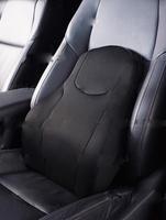 Подушка для поддержки поясницы (серия 3D Racing) черная