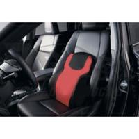 Подушка для поддержки поясницы (серия 3D Racing) красно/черная