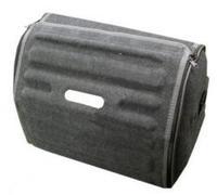 Сумка-органайзер Sotra 3D Lux SMALL в багажник серая (46х30х31 см)