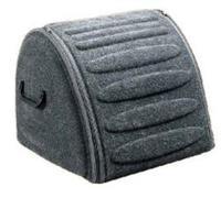 Сумка Sotra Lux Boot в багажник высокая серая FRMS (FR 9334-01)