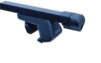 Универсальная багажная система NORD Classic с дугами 1,3м в пластике для а/м с рейлингами (арт. 693862)