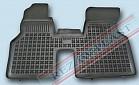 Коврики салона VW Transporter T4 1990-2003 с бортиками полиуретановые (1 часть)