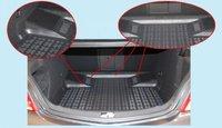 Коврик багажника VW Touran 2003-> (с решеткой)