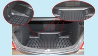 Коврик багажника Audi Q3 2011-> (с аварийным комплектом)