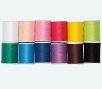 Набор ниток JAGUAR Sewing Thread Set (12 x 200m)