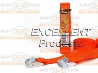 Ремни стяжные Jumbo 2 м 2 шт кольцевые с фиксатором - Jumbo TF-200200